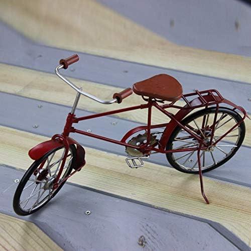 NAZIL Retro Modelo Manual de Bicicleta, Hoja de Hierro Antiguo ...
