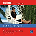 Die Fantasien des Herrn Röpke und andere Geschichten (Deutsch als Fremdsprache) Audiobook by Leonhard Thoma Narrated by Karsten Kaie