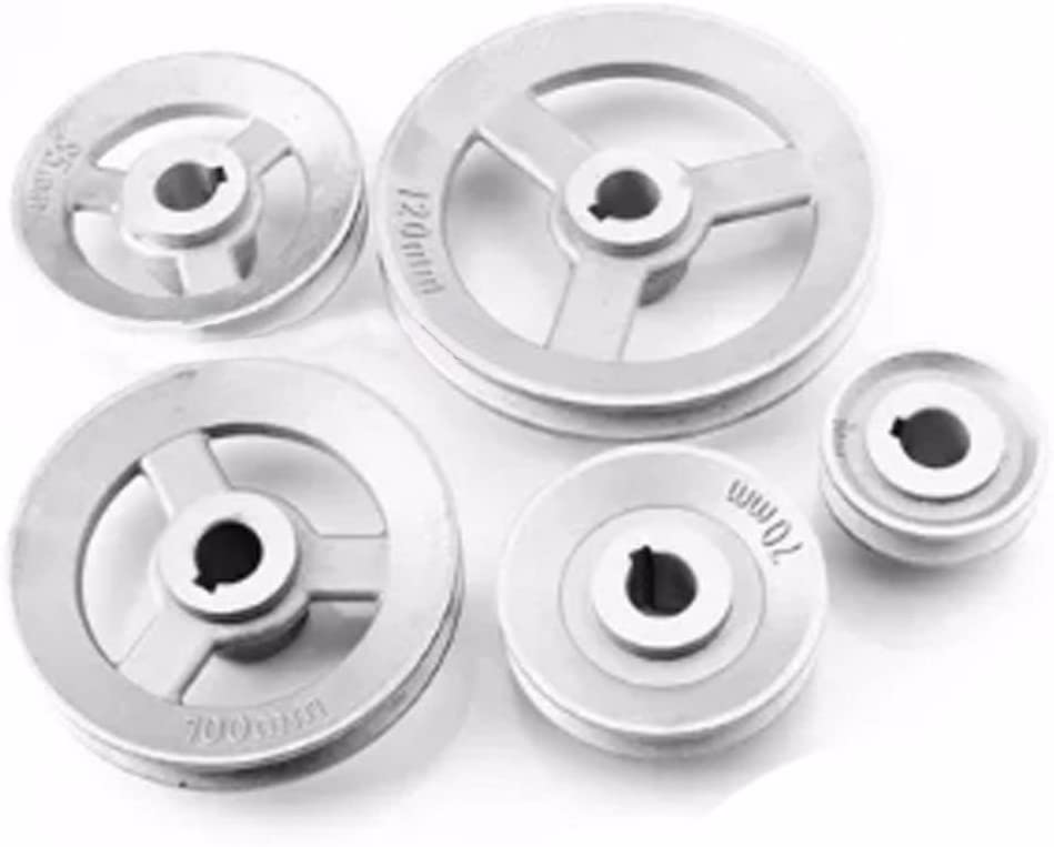 Industrial Sewing Machine Pulley Motor Clutch Slow Speed Reducing 45mm-120mm New