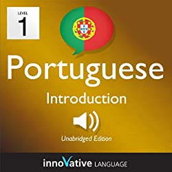 Learn Portuguese with Innovative Language's Proven Language System - Level 1: Introduction to Portuguese