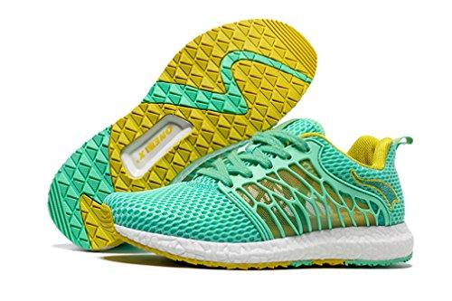 Mixte Adulte yellow Mint Running Chaussures De Onemix q6xw7Rfn