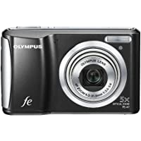 Olympus FE-47 14 MP Digital Camera with 5x Optical Zoom and 2.7-inch LCD (Black) (Old Model)