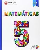 MATEMATICAS 5 (MONOVOLUMEN): MATEMATICAS 5 (Trimestral): 000001