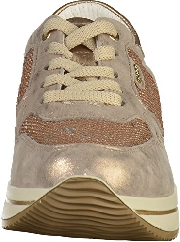Taupe Igi amp;Co Derbies 11543 femmes nBpPa