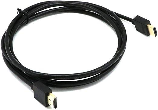 ZABB Cable HDMI Ultrafino 1.4 de Alta definición para Ordenador y ...