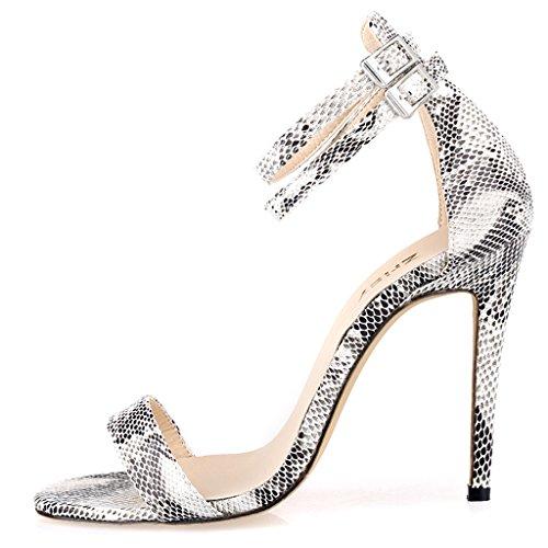 ZriEy(TM) woman Sandals Sexy High Heels Bandage Sandalias shoes , 8.5 M US / 39 M EU