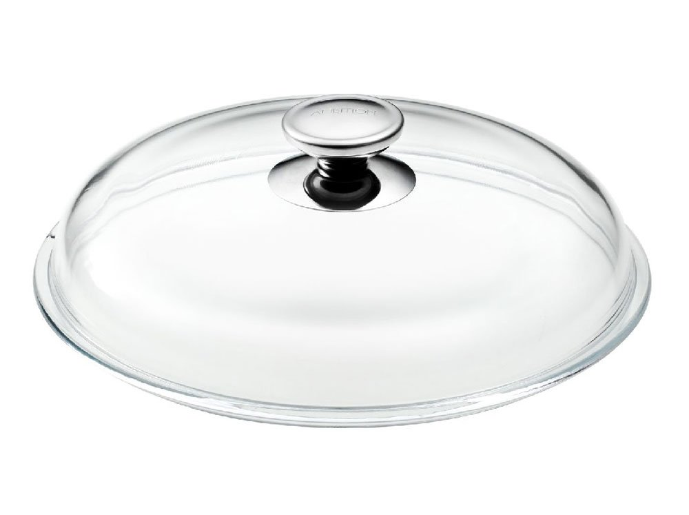 Pyrex Tapa Vidrio 20Cm Gris 2.65 cm
