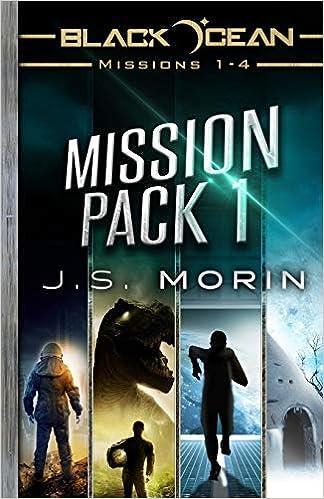 Mission Pack 1: Missions 1-4 Black Ocean Mission Pack: Amazon.es: Morin, J.S.: Libros en idiomas extranjeros