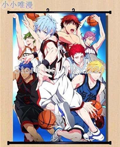 Kuroko No Basketball Wall Scroll Poster