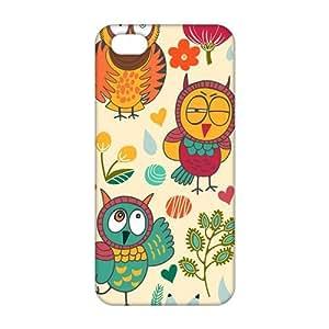 Fortune Cartoon happy bird family 3D Phone Case For Sony Xperia Z2 D6502 D6503 D6543 L50t L50u Cover