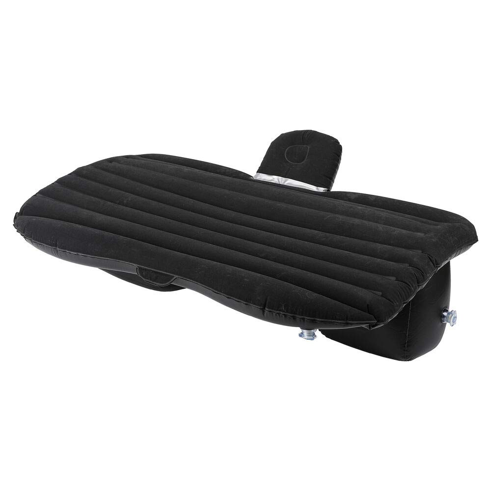 xyz-home 57'' Inflatable Mattress Air Cushion Car Backseat Bed with Pump 2 Pillows idu G42438 by xyz-home (Image #4)