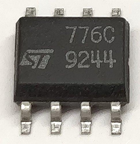 9 Stück UA776CD PROGRAMMABLE LOW POWER SINGLE OPERATIONAL AMPLIFIER | SO-8 Gehäuse