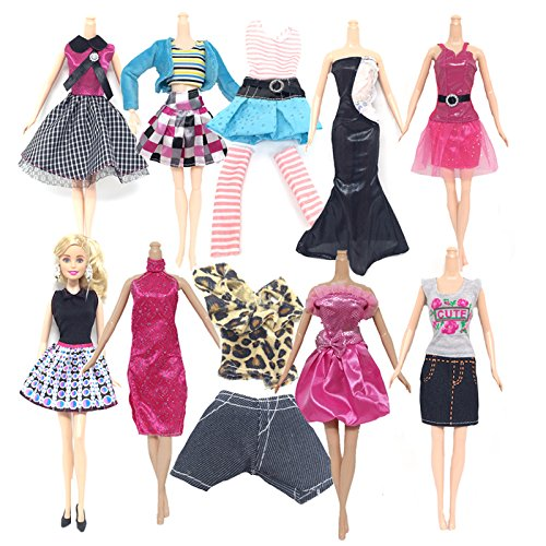 10 12 year olds barbie clothes - 9