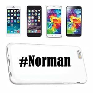 Diseño para hombre Samsung grado 4 Galaxy LTE ...  #Norman ... Redes sociales en el diseño de carcasa rígida carcasa funda para smartphone Samsung Galaxy