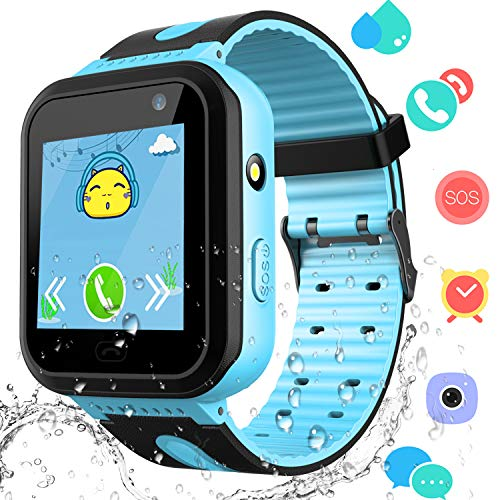 Waterproof GPS Tracker Watch for Kids - IP67 Water-Resistant for sale  Delivered anywhere in USA