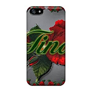 New Iphone 5/5s Case Cover Casing(tina Custom Pic)