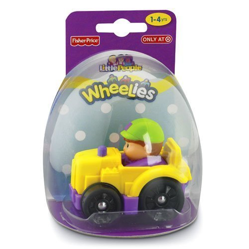 Fisher Price Little People Wheelies