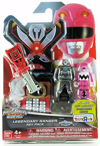 Galaxy Power Rangers (Power Rangers Key Pack Lost Galaxy Pink Red Magna Defender)