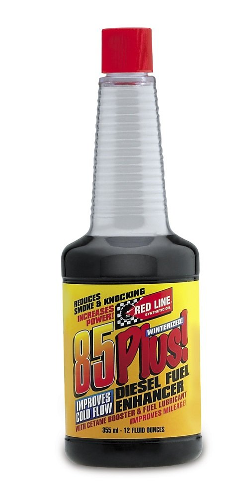 Red Line 70922 85-Plus Diesel Fuel Additive, 12 Ounce (Pack of 12) by Red Line Oil