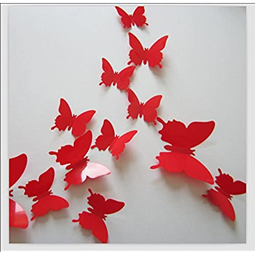 Red Wall Decor for Bedroom: Amazon.com