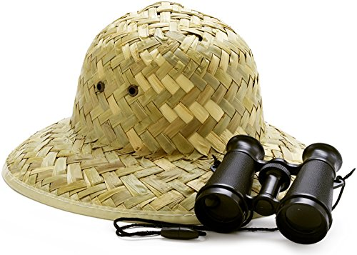 BirthdayExpress Jungle Safari Party Supplies - Pith Helmut