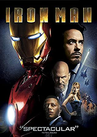 Iron man single