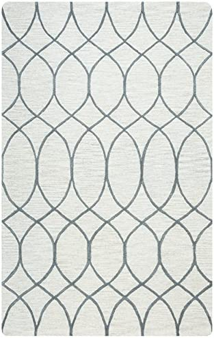 Rizzy Home Caterine Collection Wool Area Rug