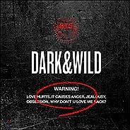 BTS 1st Album [DARK & WILD] CD + PhotoCard + PhotoBook + Message Photocards Set K-POP Sealed BANGTAN