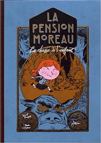 pension Moreau, chasse