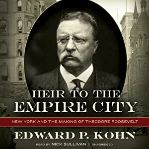 Heir to the Empire City Audiobook