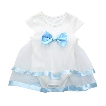 Remoción bestoppen bebé niñas vestido de princesa de, diseño de sin mangas floral Bownot Swing