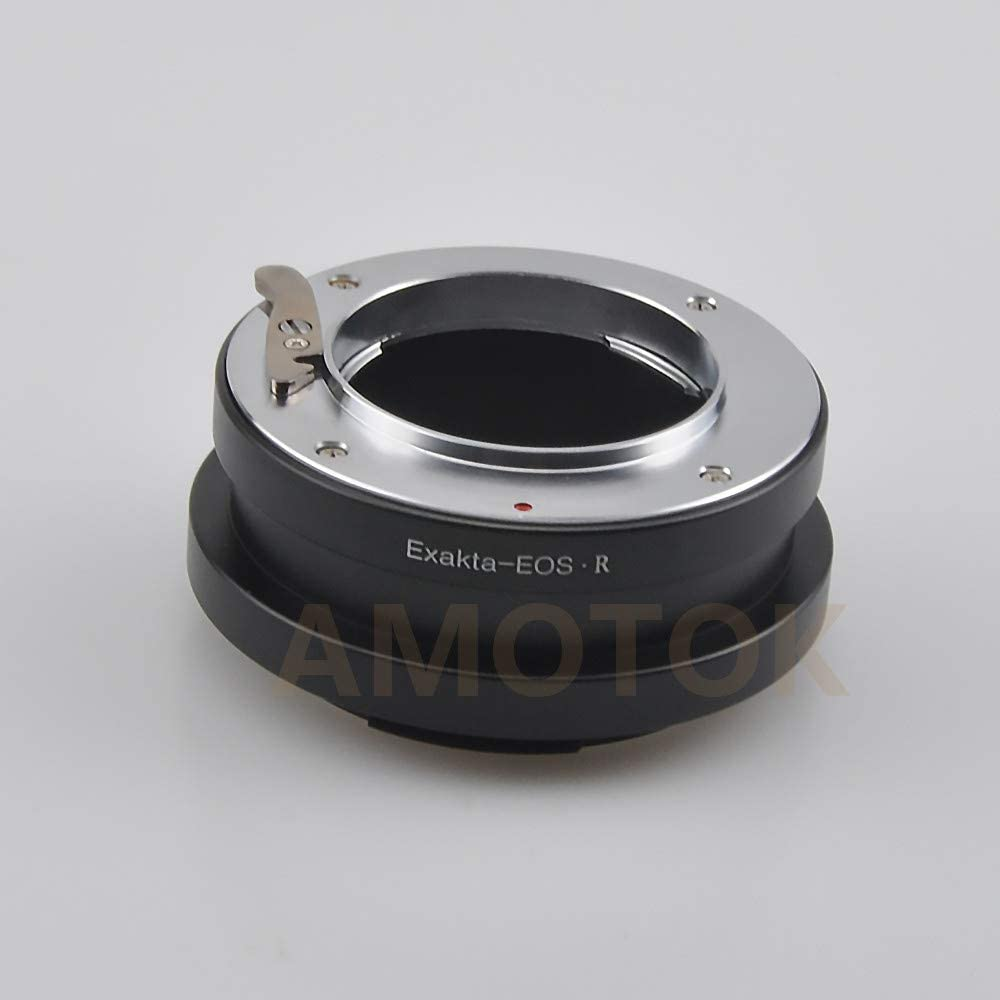 N//G to EOSR Adapter for Nikon G D AIS Auto Mount Lens to for Canon EOS R Full Famer Camera