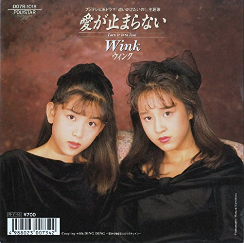 Ai Ga Tomaranai-Turn It Into Love- (Limited)