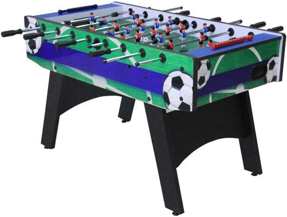 YQSHYP Futbolín clásico con Dos Bolas y el Interior y Exterior ...