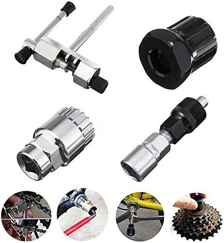 Bike Bottom Bracket Wrench Bicycle Repair Tool Crank Ring Spanner Set Best I9T3