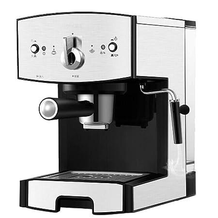 Cafetera Tipo De Bomba,1050W 15 Bar Semiautomático Exprés ...