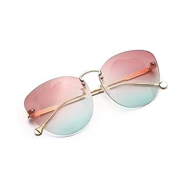 MALLTY Gafas de Gafas de Sol de Color Popular, Gafas de ...