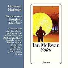 Solar Hörbuch von Ian McEwan Gesprochen von: Burghart Klaußner