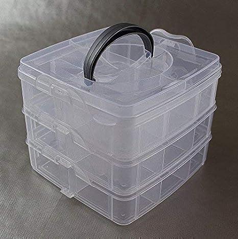 Kanana Plastikbox Caja Pesca Señuelos Caja Accesorios Pescar Caja Aparejos Ningún (JCB650K): Amazon.es: Deportes y aire libre
