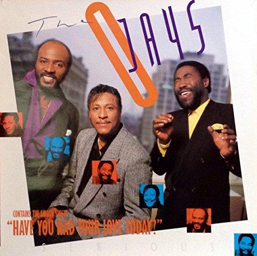 The O Jays rare original 1989 promo poster near mint