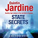 State Secrets: Bob Skinner, Book 28 Audiobook by Quintin Jardine Narrated by James Bryce