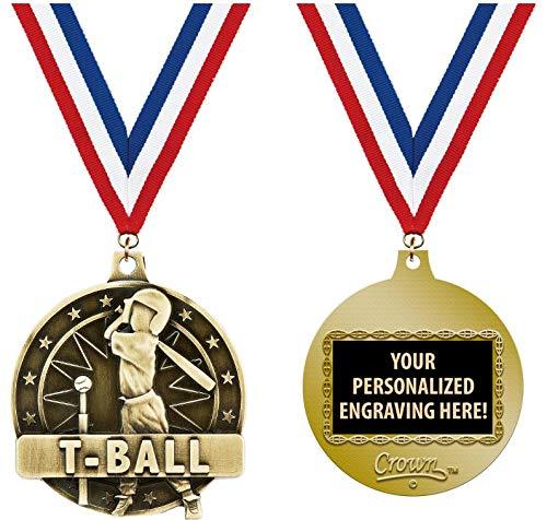- T-Ball Medals, 2