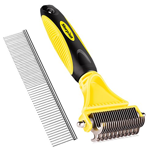 Morpilot Combs Grooming Supply Stainless
