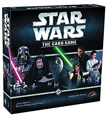 Star Wars The Card Game by Fantasy Flight Pub Inc