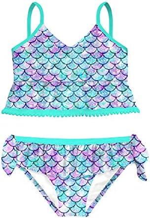 Girls two piece swimwear _image2