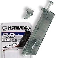MetalTac Airsoft Speed Loader con capacidad de 100 Bbs