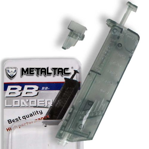 MetalTac Airsoft Speed Loader with Capacity of 100 -