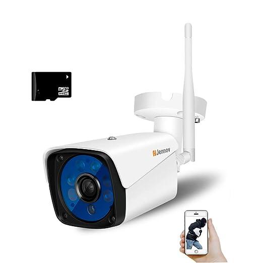 Cámara IP 1080P WiFi Seguridad para El Hogar Al Aire Libre ...