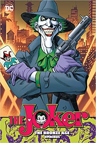 Image result for the joker bronze age omnibus