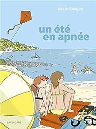 Un été en apnée par Max de Radiguès